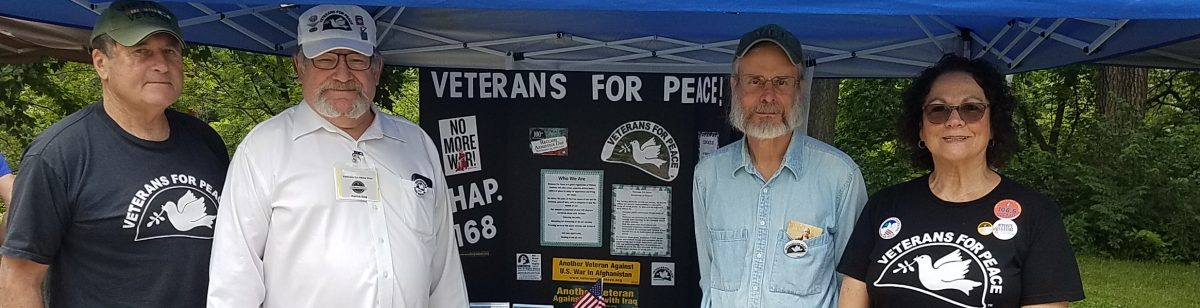 Veterans For Peace Chapter 168
